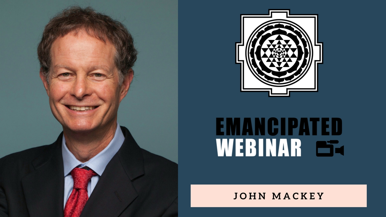 Webinar: John Mackey on plant-based diets